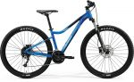 Merida Matts 7.100 Matt Medium Blue(Silver-Blue/Black) 2020
