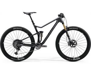 Merida One-Twenty RC 9000 Matt Anthracite 2020