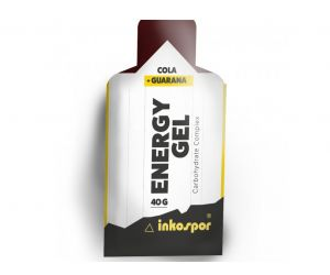 Inkospor Energy gel Cola s guaranou 40g