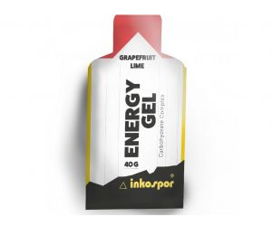 Inkospor Energy gel Grapefruit-lime 40g