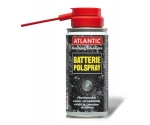 Atlantic Bateriepolspray - spray na kontakty baterie 100 ml