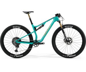 Merida Ninety-Six RC 9000 Metallic Teal(Black/Gold) 2021
