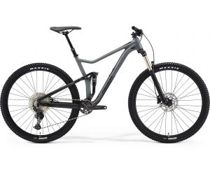 Merida One-Twenty 400 Matt Grey/Glossy Black 2021