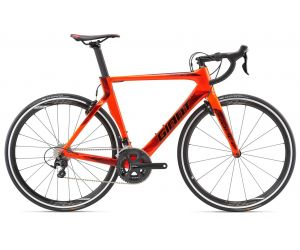 Giant Propel Advanced 2 neon red 2018